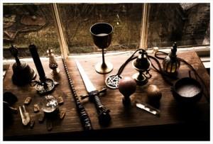 magiczne amulety