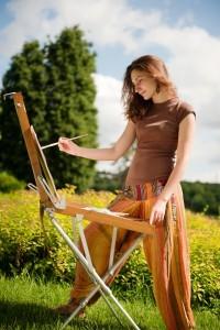 Woman-Artist